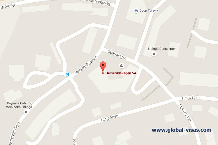 Zimbabwe Embassy in Sweden